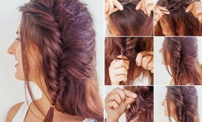 School Hairstyles For Medium Hair