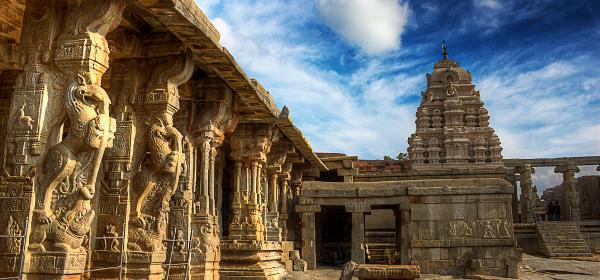 Veerabhadra Temple At Lepakshi