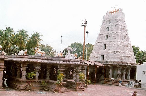 Temples in Andhra Pradesh 3