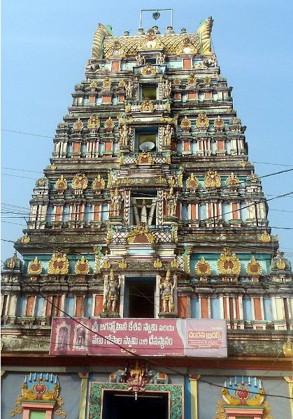 Jaganmohini Kesava Venugopala Swamy Temple In Ryali