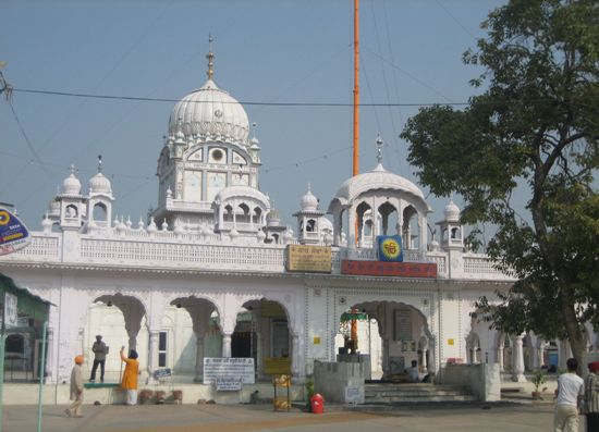 Temples in Chandigarh 8