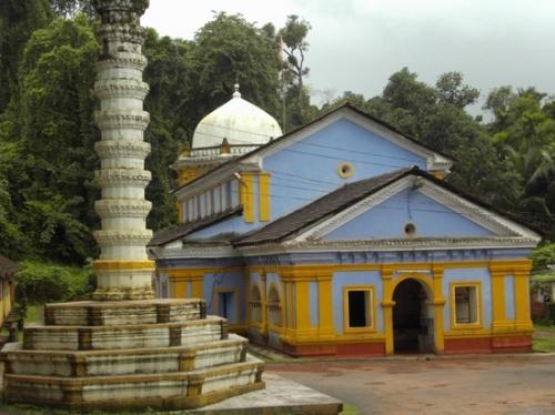 Shri Saptakoteshwar Temple