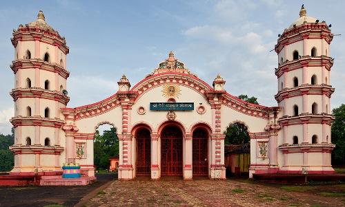 Bhagavathi Temples