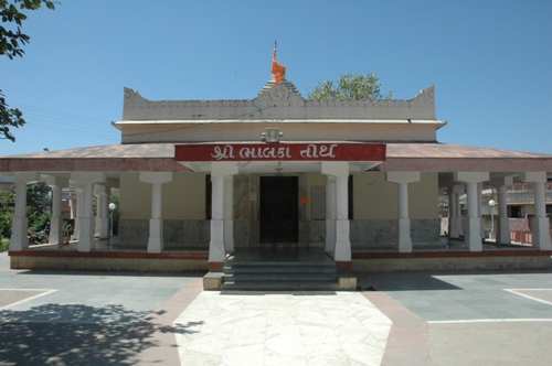 Bhalka Tirtha In Veraval