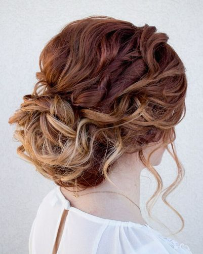 Updo Hairstyles for Medium Hair 2
