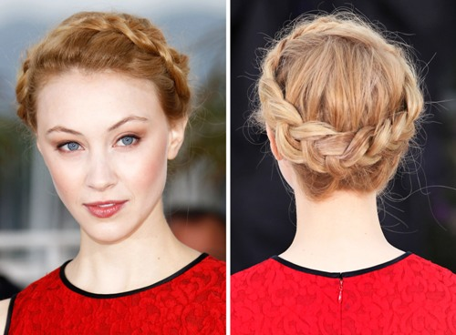 12 Best Updo Hairstyles With Braids | Styles At Life