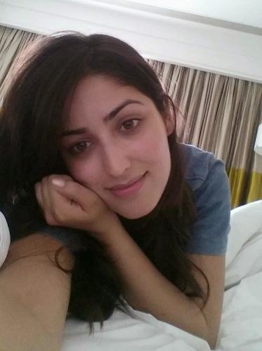 Yami Gautam without makeup 2