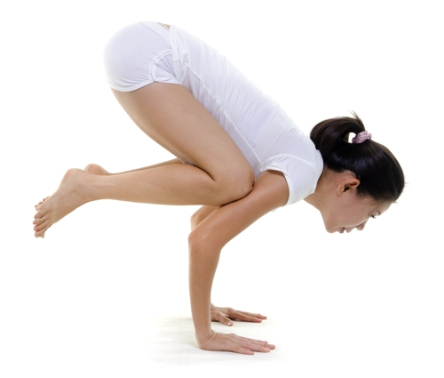 Yoga Bakasana and its Benefits (Crow Pose)