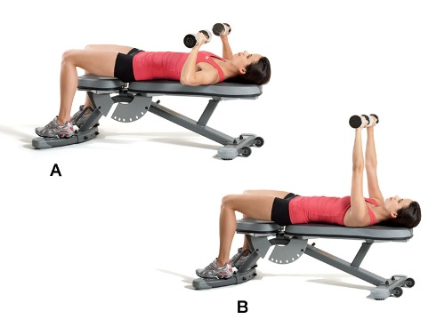 breast firming exercises