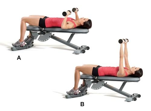 breast tightening exercises