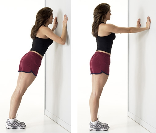 breast tightening exercise at home