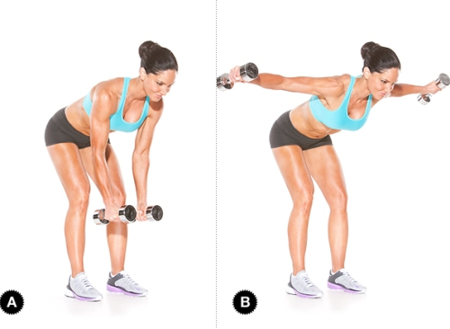 exercise to make breast firm