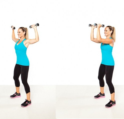 best exercise for breast tightening