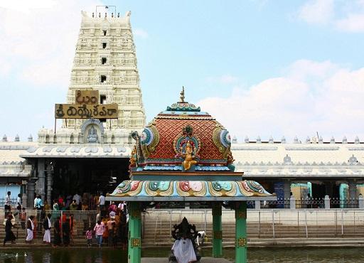 Vinayaka Temple In Kanipakam