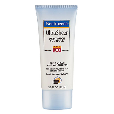 sunscreens for sensitive skin