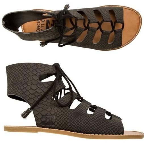 Black Sandals for Women 3