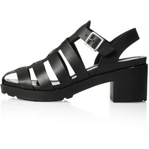 Black Sandals for Women 4