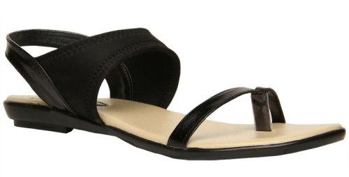 Black Sandals for Women 5