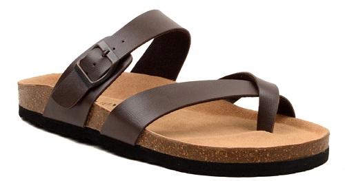Black Sandals for Women 6