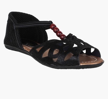 Black Sandals for Women 8