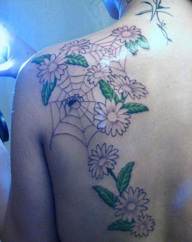 Daisy tattoos 7