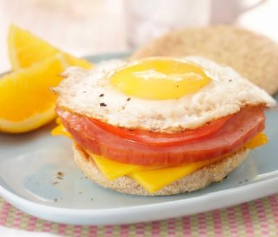 Children Food Recipes English Muffin Egg Pizza