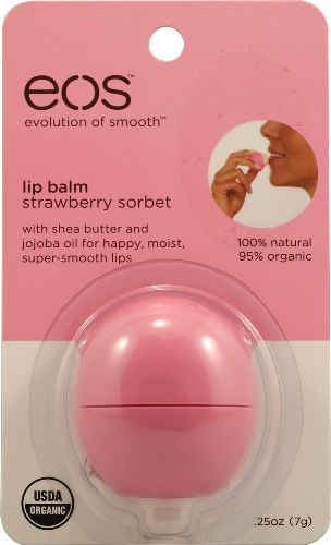 Eos Smooth Lip Balm strawberry Sorbet