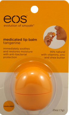Eos medicated Smooth tangerine