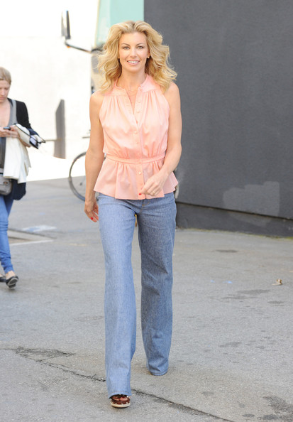 Faith Hill without makeup 4