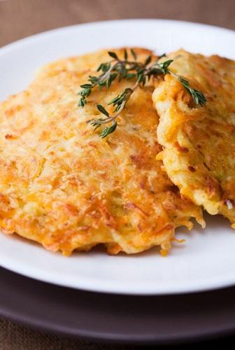Children Food Recipes Carrot Filling Pancakes