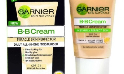 garnier face packs