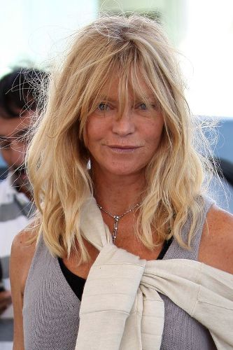 Goldie Hawn without makeup  2