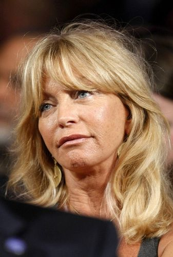 Goldie Hawn without makeup 7