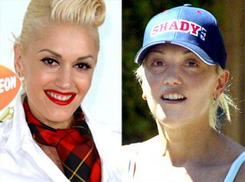 Gwen Stefani without makeup 7