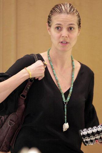 Heidi Klum without makeup 2