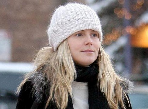 Heidi Klum without makeup 5