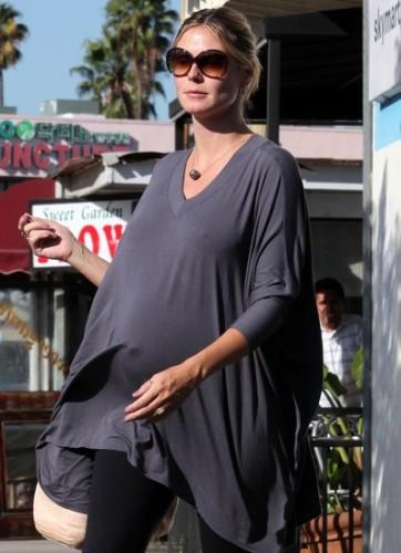 Heidi Klum without makeup 7