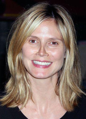 Heidi Klum without makeup 9