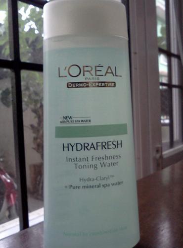 loreal-hydrafresh-instant-freshness-toning-water