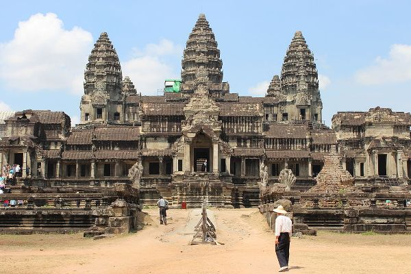 Largest Temples in India 16