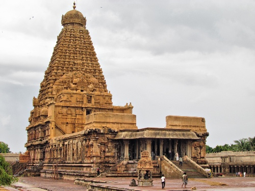 Largest Temples in India 3