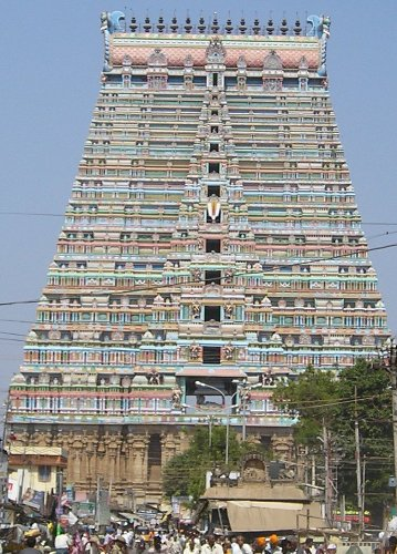 Sri Ranganathaswamy Temple In Srirangam