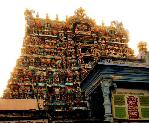 Nellaiappar Temple In Tirunelveli
