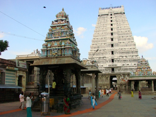 Annamalaiyar Temple In Thiruvannamalai