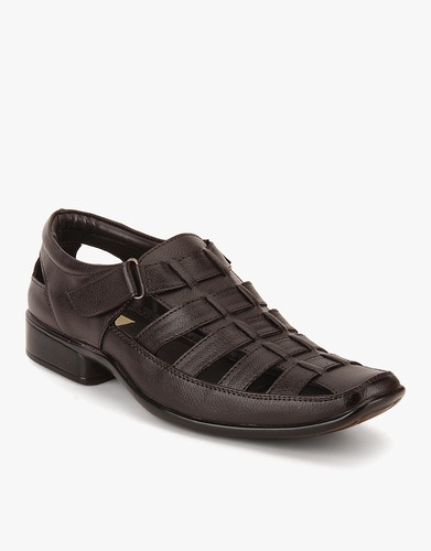 Leather Sandals For Men 11