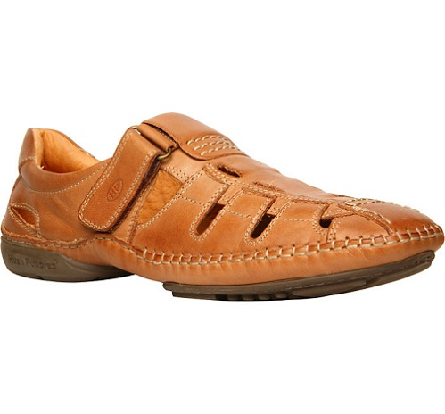 Leather Sandals For Men 16