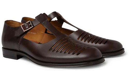 Leather Sandals For Men 20