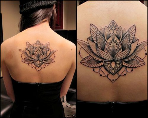 Lotus tattoos