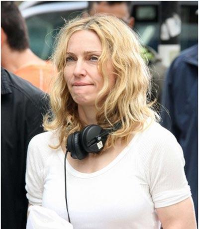 Madonna without makeup 3