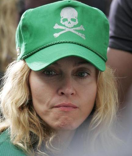 Madonna without makeup 4